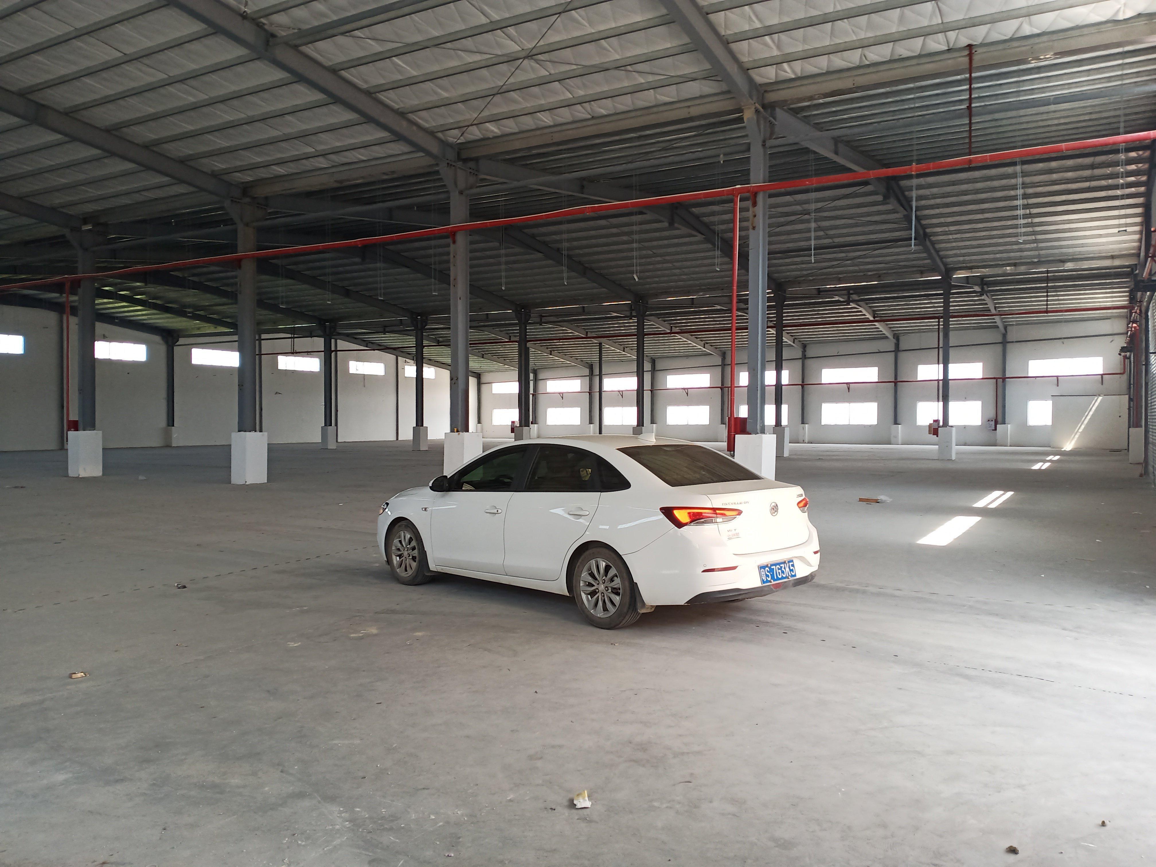 单层8米工业园独院