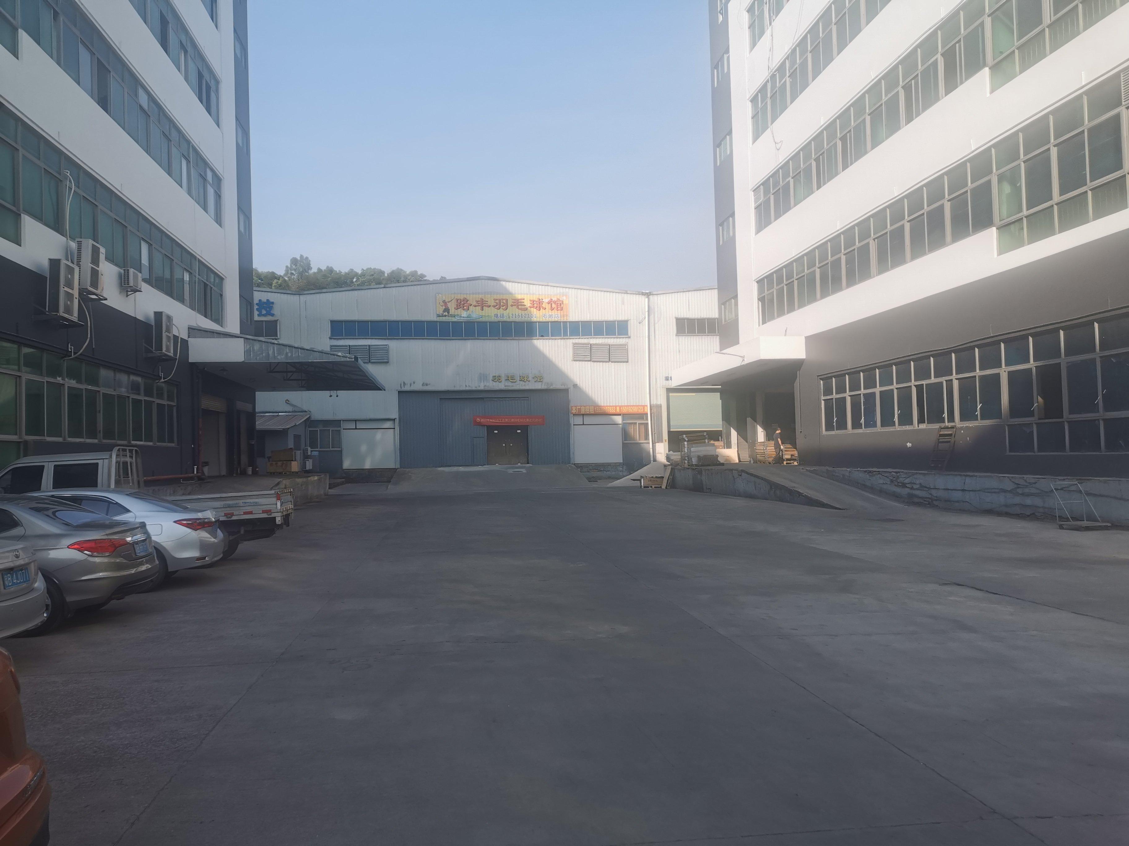 深圳宝安房东诚意出售红本厂房20000平,空地超大形象好
