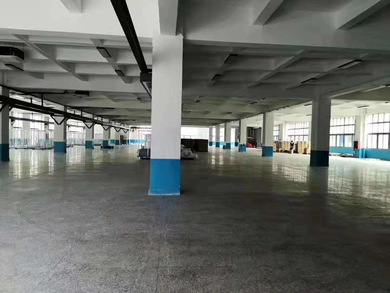 龙岗工业园楼上3600平方厂房出租-图2