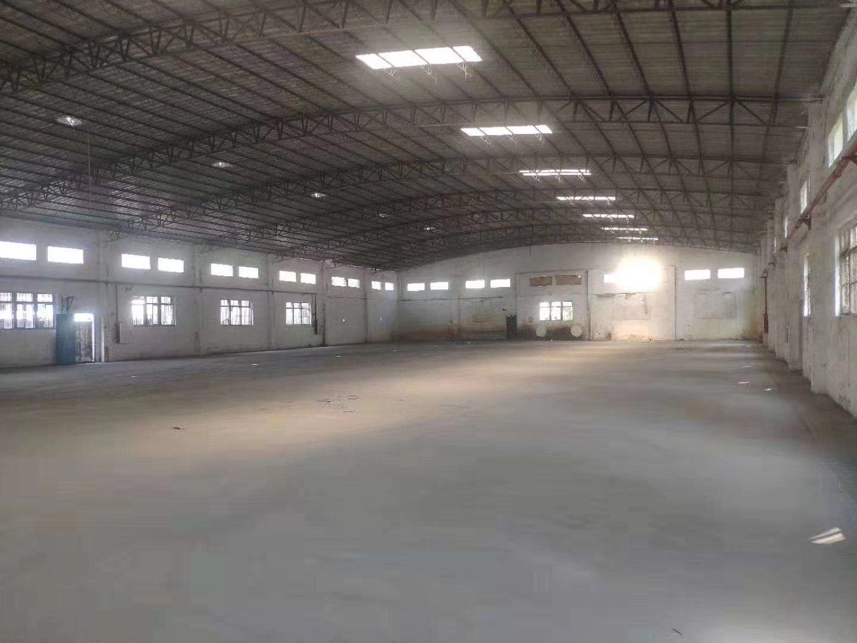 门前空地大,顺德均安仓库出租1600方。