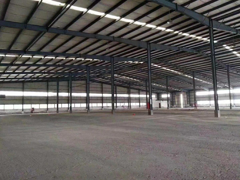 湖北襄阳新出楼上带装修厂房出租1680平米,可以分租-图2