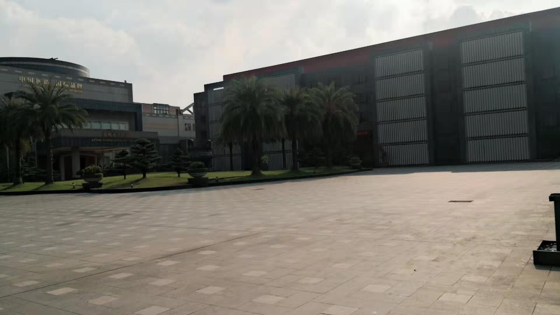 深圳市坪山大道边地铁口仓储红本厂房出售