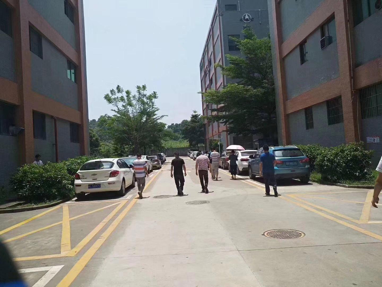 龙华观澜带红本厂房1-5层12000平米