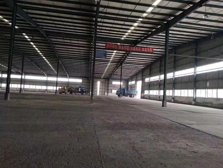 湖北襄阳新出楼上带装修厂房出租1680平米,可以分租-图4