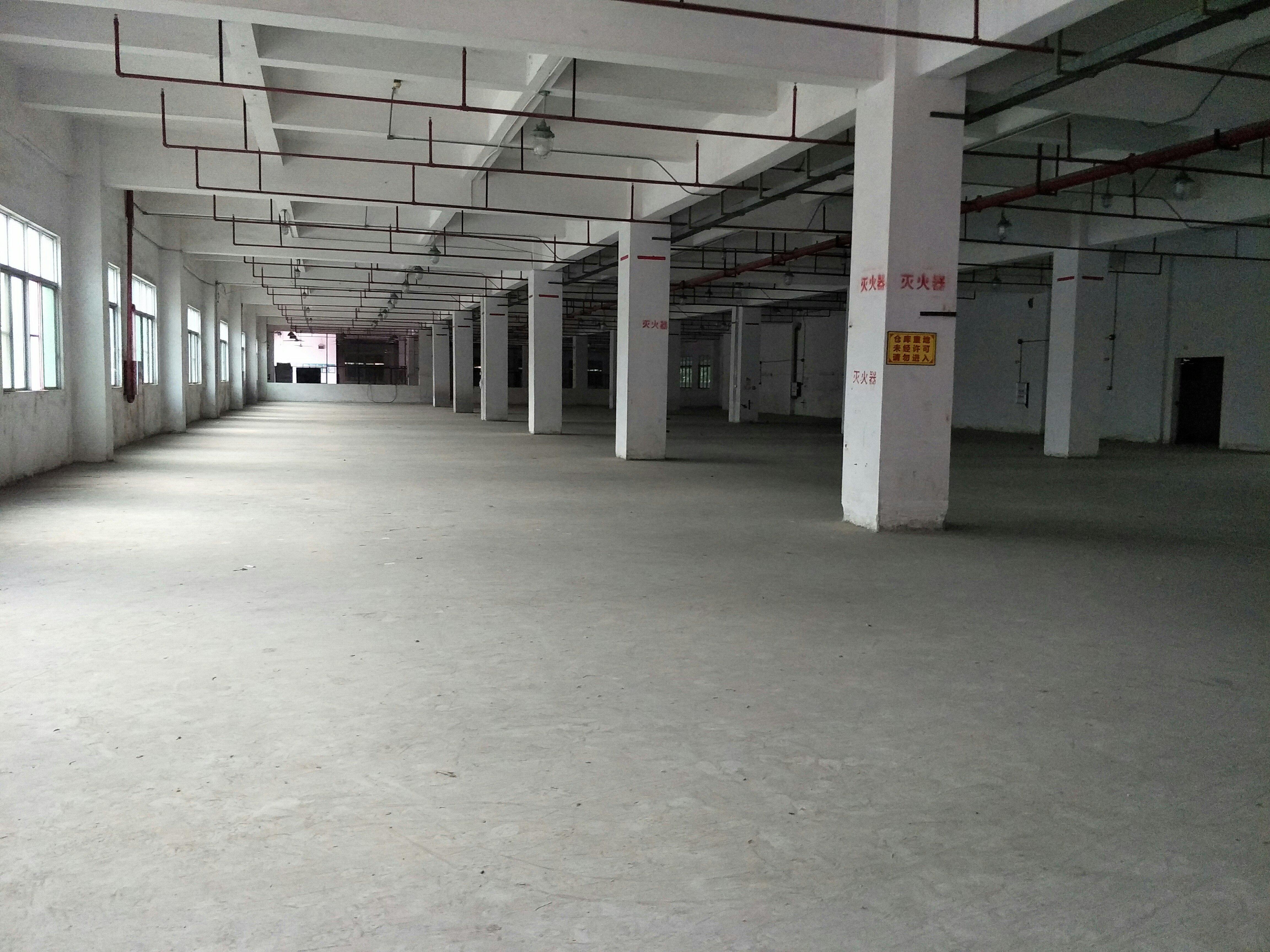 东莞市高埗区域独立标准厂房14000平米出售