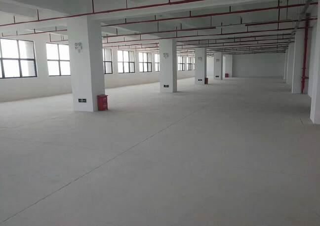 观澜梅观高速口两公里红本一楼1300平带喷淋厂房出租