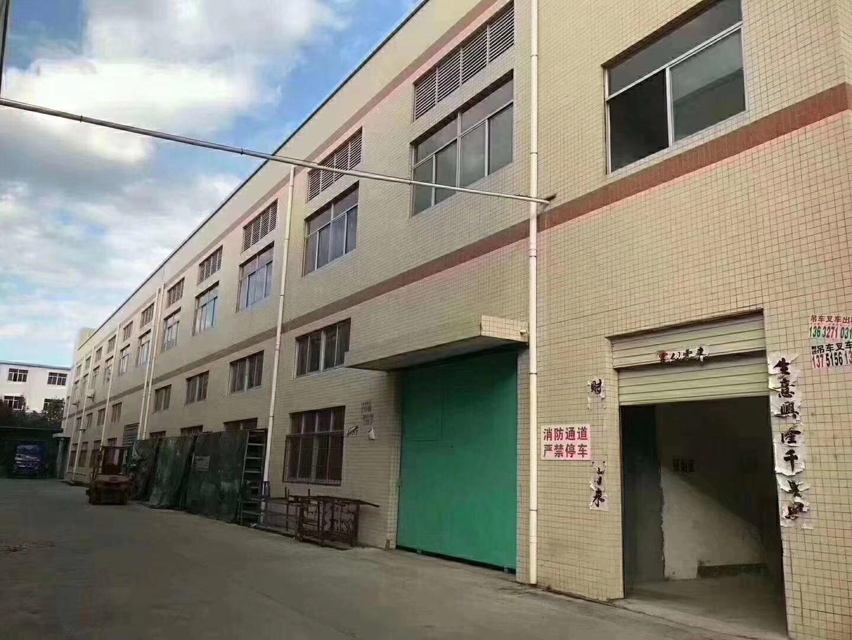 江门鹤山区占地800平建筑2000平国有证厂出售-图5
