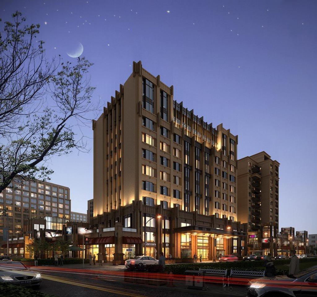 罗村商业厂房出租可做写字楼,综合楼公寓等