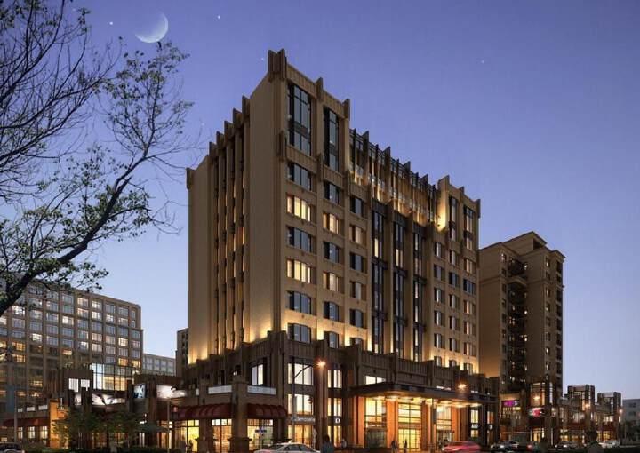 罗村商业厂房出租可做写字楼,综合楼公寓等图片1