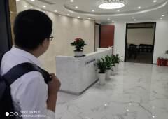 南山区政府旁带豪华装修带全套办公家私,业主直租