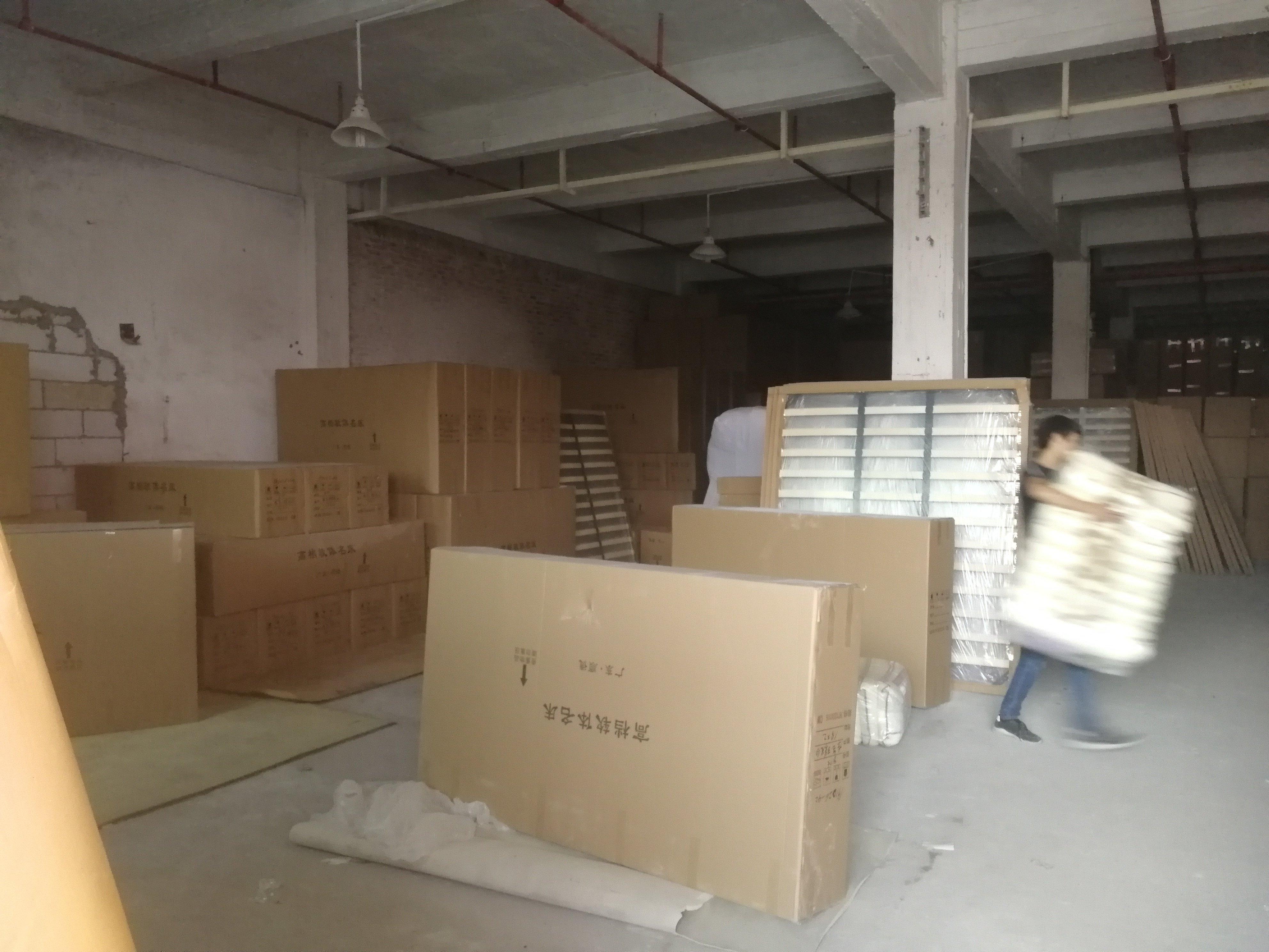 乐从北围工业区新出一楼600平仓库招租