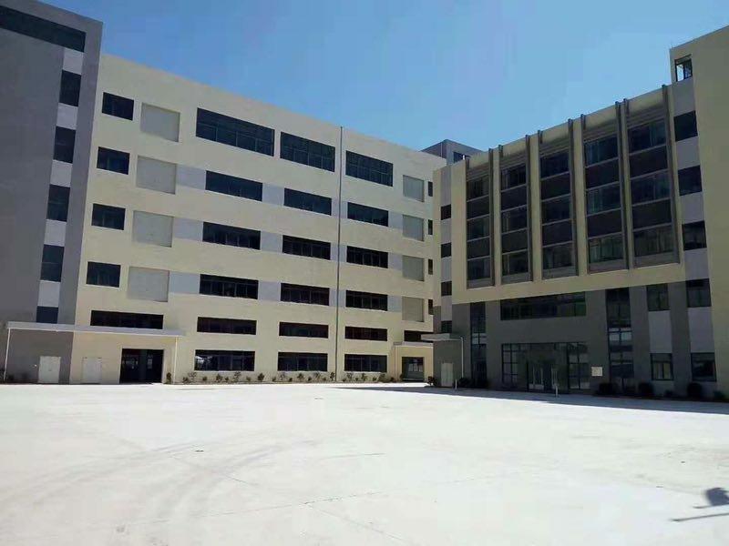 广州番禺占地30亩建筑27000㎡花园式双证十年回本厂房出售