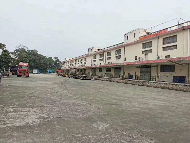 龙岗新出一楼7米高标准仓库厂房4000平出租