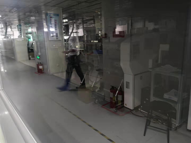 西乡臣田107国道大型工业园内新出楼上2600平米厂房出租-图8