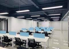 黄埔科学城全新写字楼靠近地铁的办公室出售