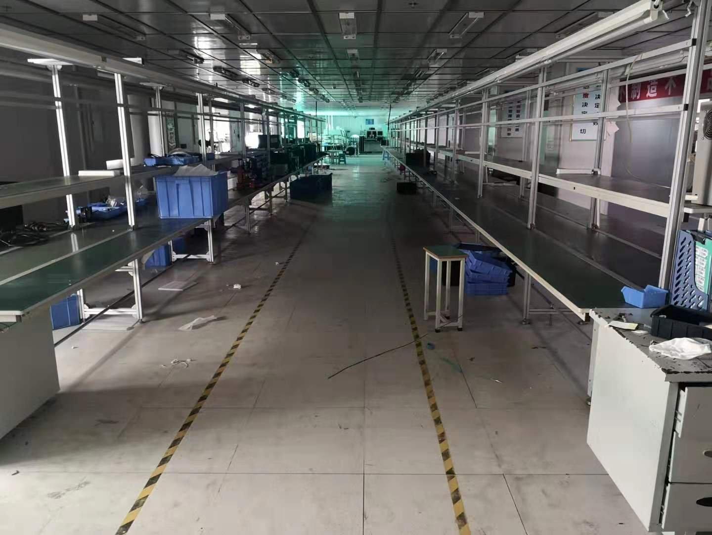 西乡臣田107国道大型工业园内新出楼上2600平米厂房出租-图5