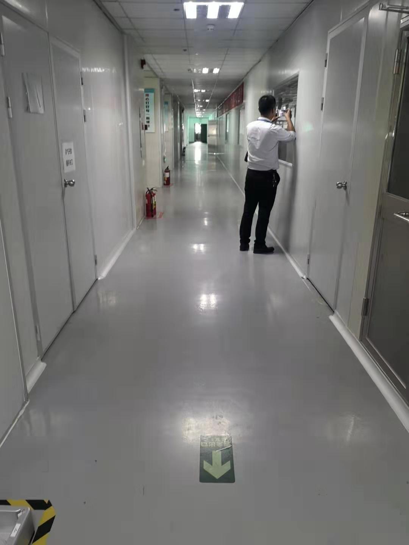 西乡臣田107国道大型工业园内新出楼上2600平米厂房出租-图2