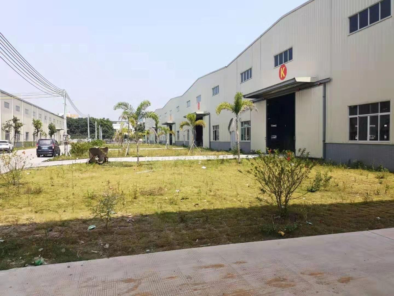 全新单一层集体证厂房出售4350平米,空地2000平,30年