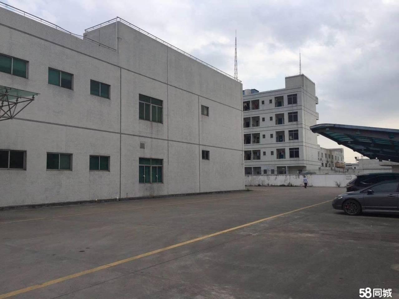 东莞市凤岗镇8700平米国有双证厂房出售