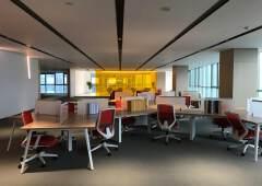 黄埔科学城甲级写字楼科研商务总部9楼786.2平精装招租