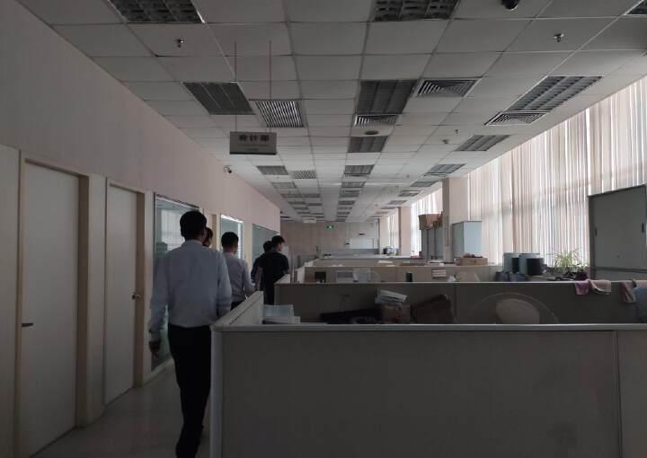 龙岗现成装修办公室出租,金典小独栋,2800平米,可以分租图片1