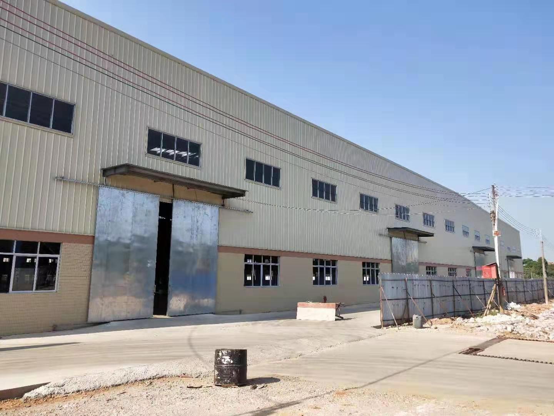 佛山市三水区白坭工业园8500方独院厂房招租。