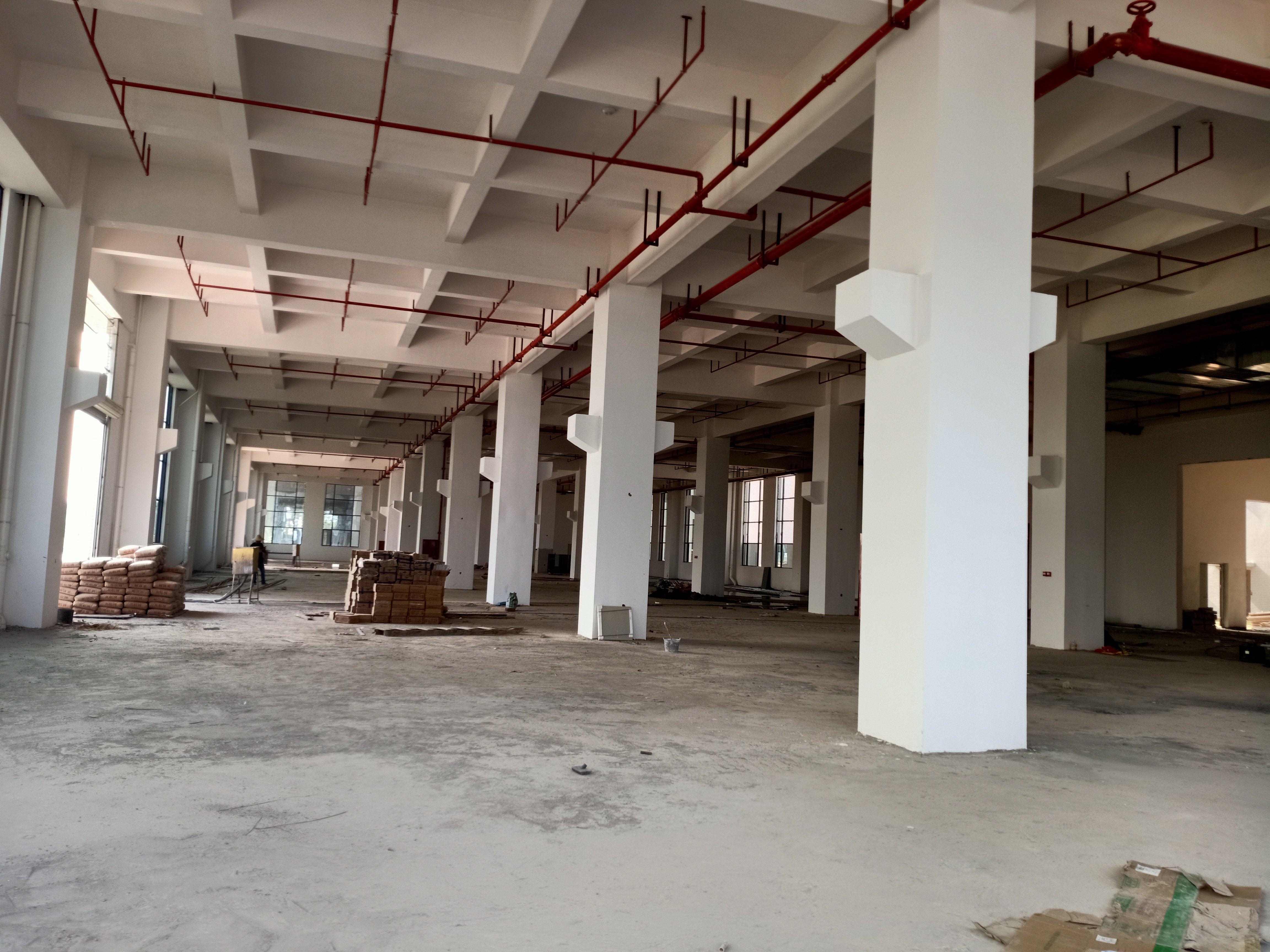 望牛墩镇重工业厂房125000平可做小污染行业层高7.5米