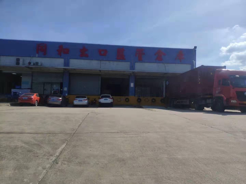 龙岗坪地6米高带卸货平台3800平仓库出租