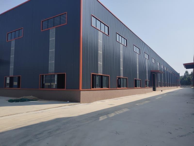 高明区荷城独院钢结构滴水高10米单一层厂房仓库出租