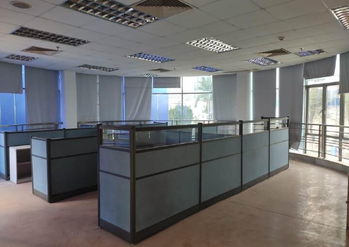 龙岗现成装修办公室出租,金典小独栋,2800平米,可以分租图片3