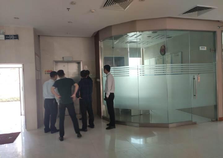 龙岗现成装修办公室出租,金典小独栋,2800平米,可以分租图片7