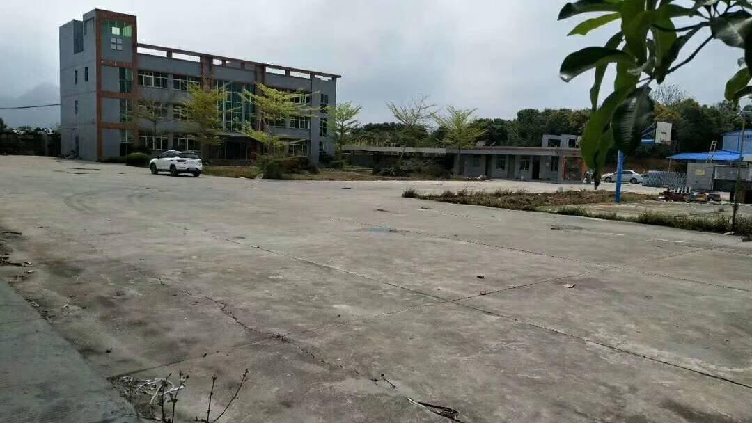 惠州大亚湾新出独院钢构厂房6300平证件齐全