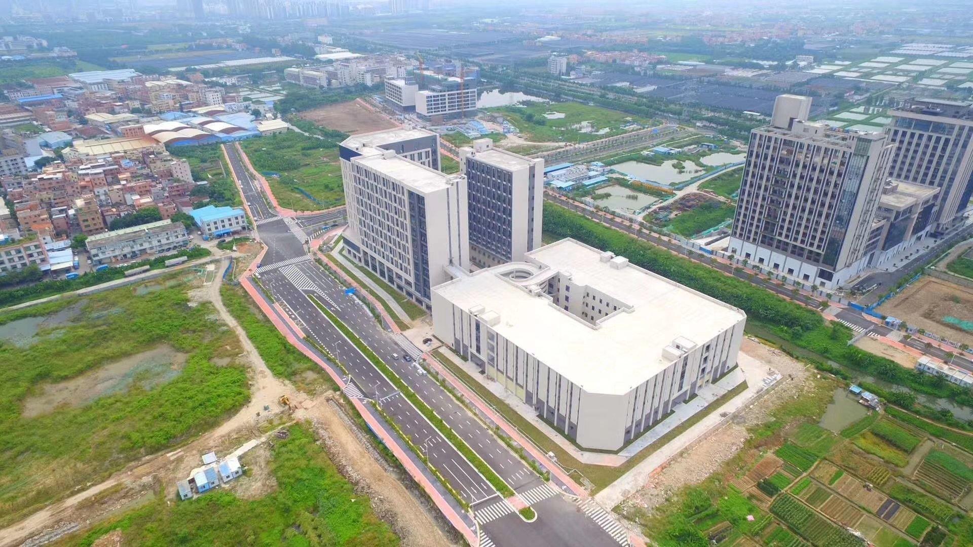 广州市黄埔区标准独院万博app官方下载16525平方出租,可分租,面积实