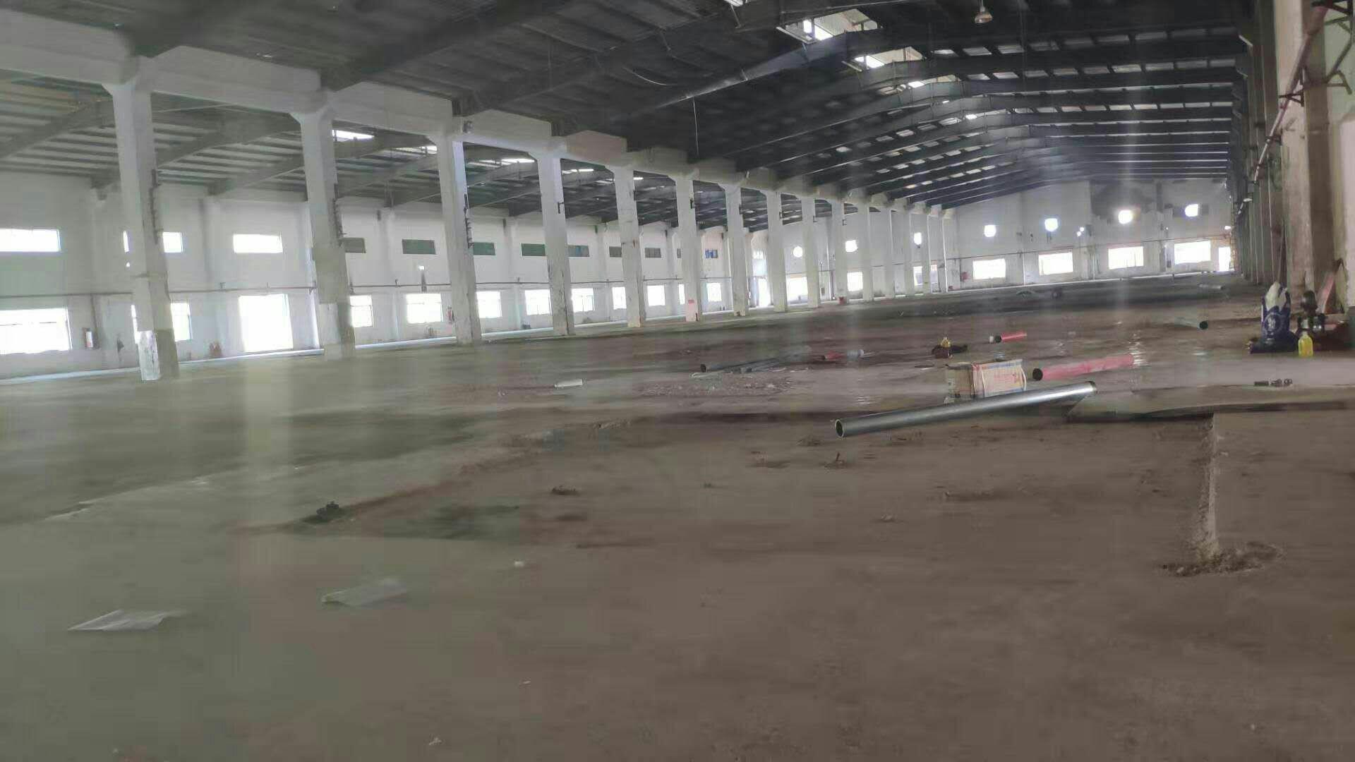 龙溪镇新出原房东独院钢构厂房,面积4500平,滴水高8米-图2