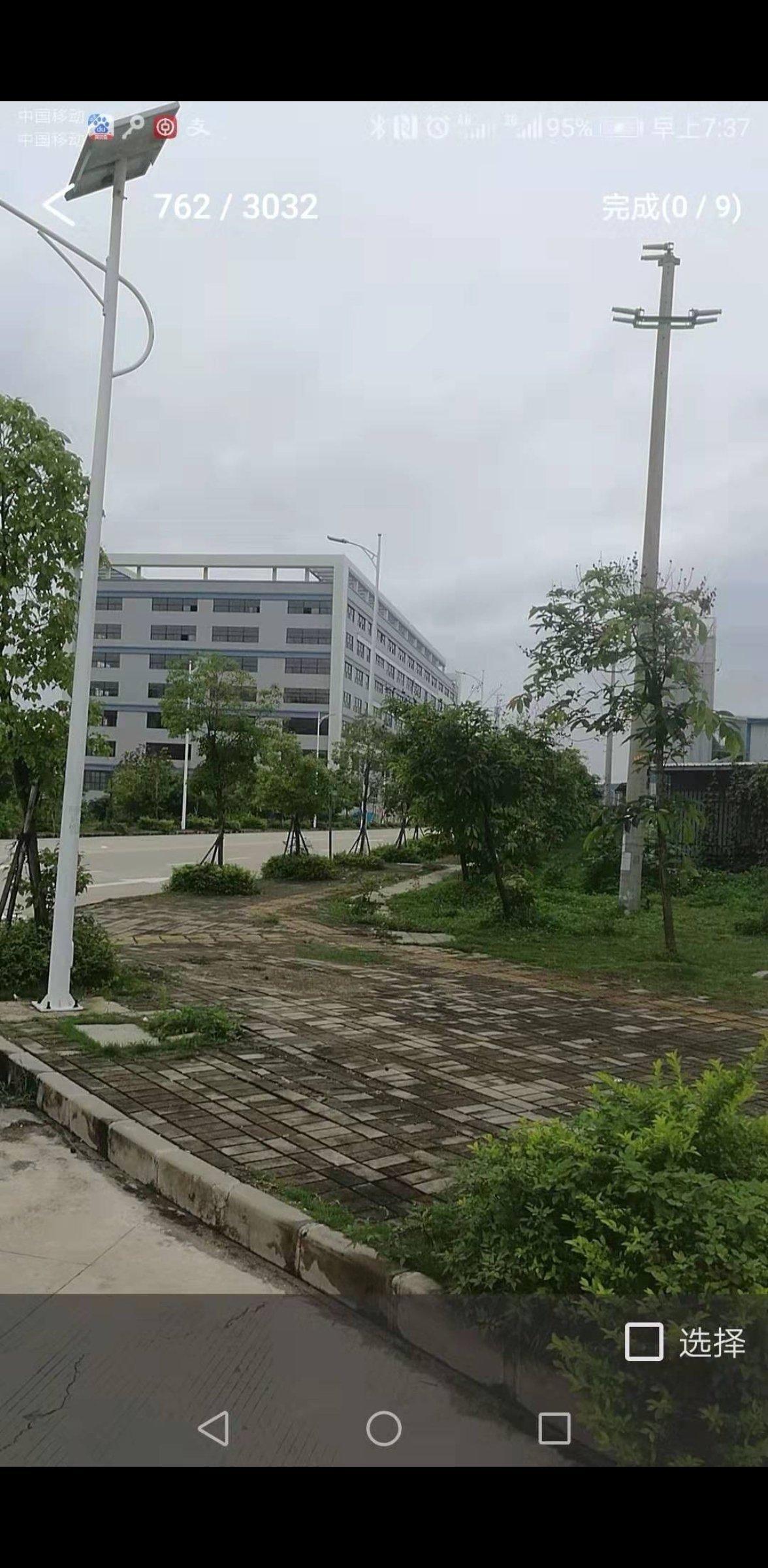博罗镇第18000建筑11,000红本厂房售价4300万。