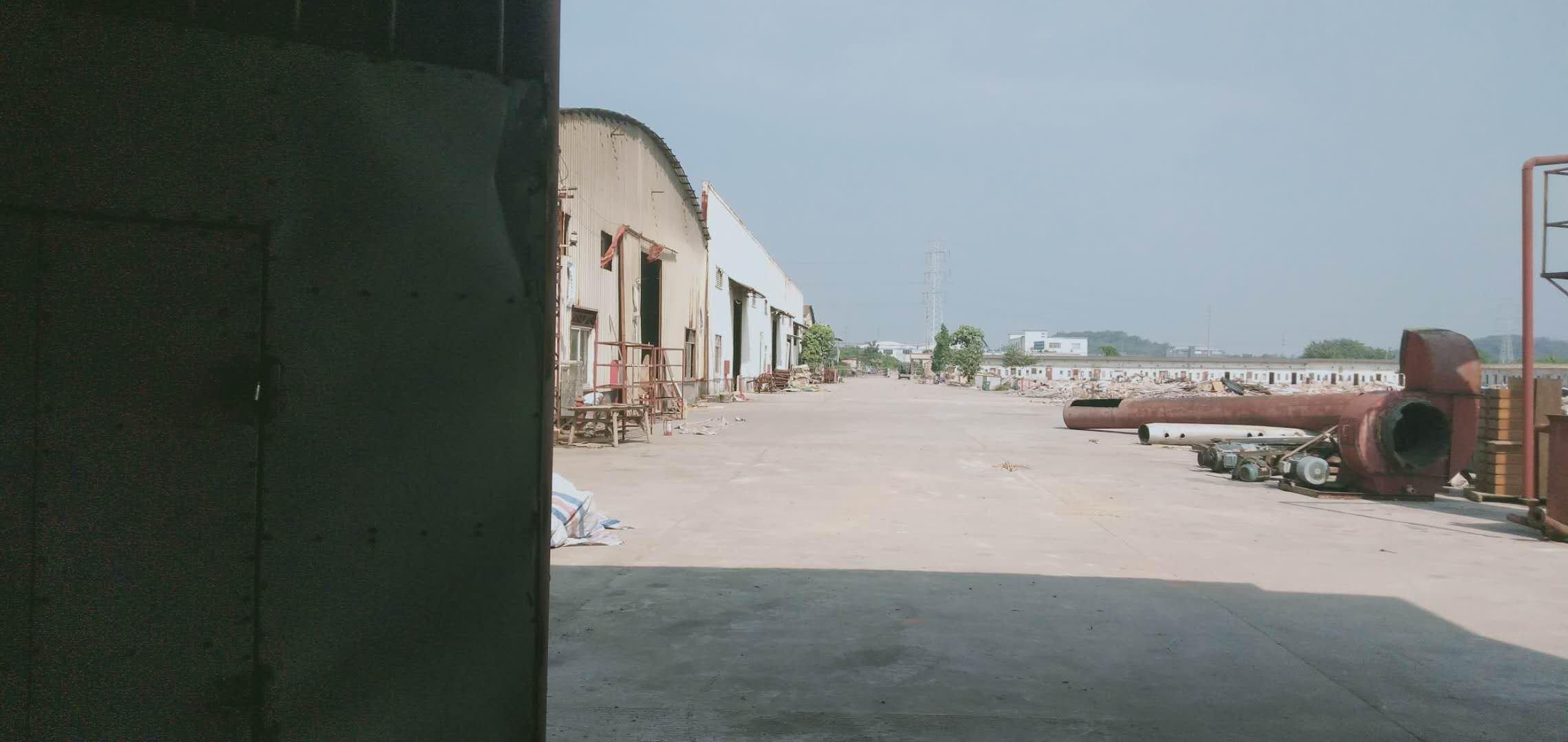 高明区荷城庆州工业区刚岀厂房仓库800平方,可扮环评