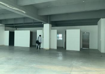 布吉联创科技园4楼精装修厂房可做仓库电商1200平出租图片2