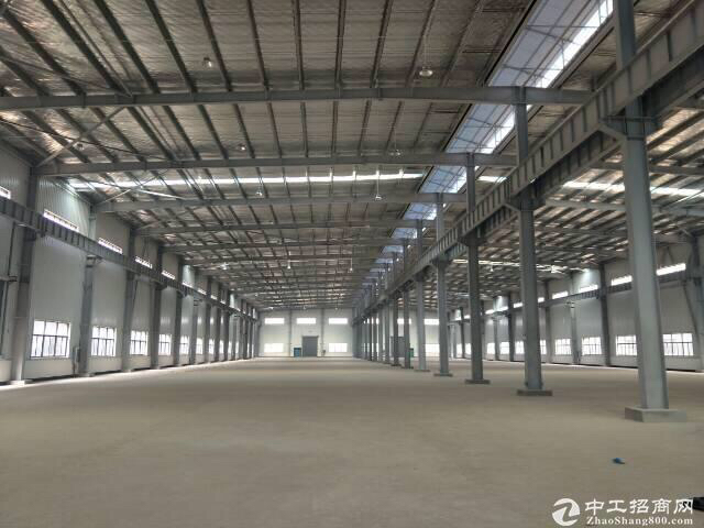 江夏大桥新区独栋钢构厂房,可分割可办证,可按揭