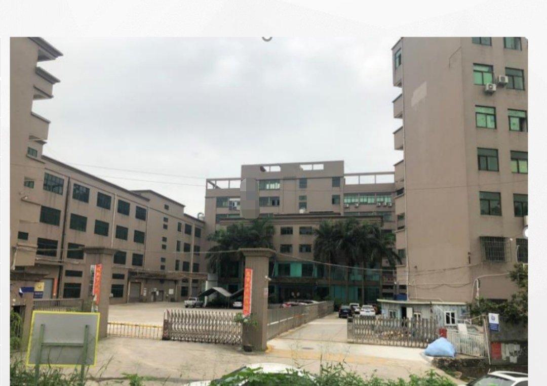 龙华区梅观高速出口观光路旁原房东独院红本厂房45000平出售