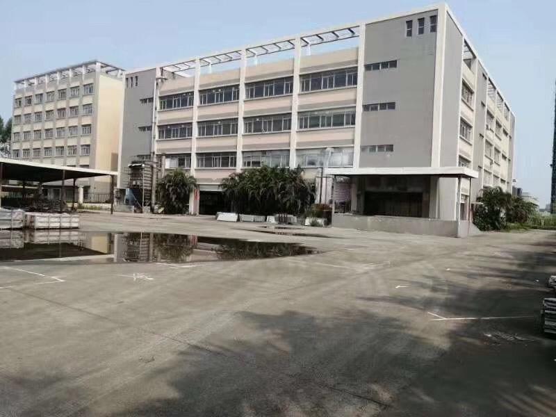 中山横栏国有双证厂房占地15613建筑44190平米