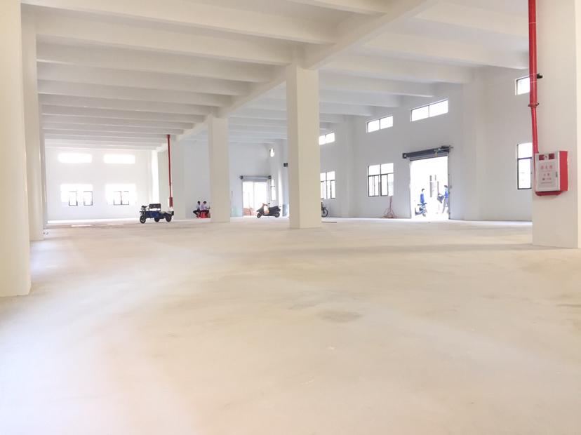 黄江镇中心标准厂房一楼1200平方滴水6米