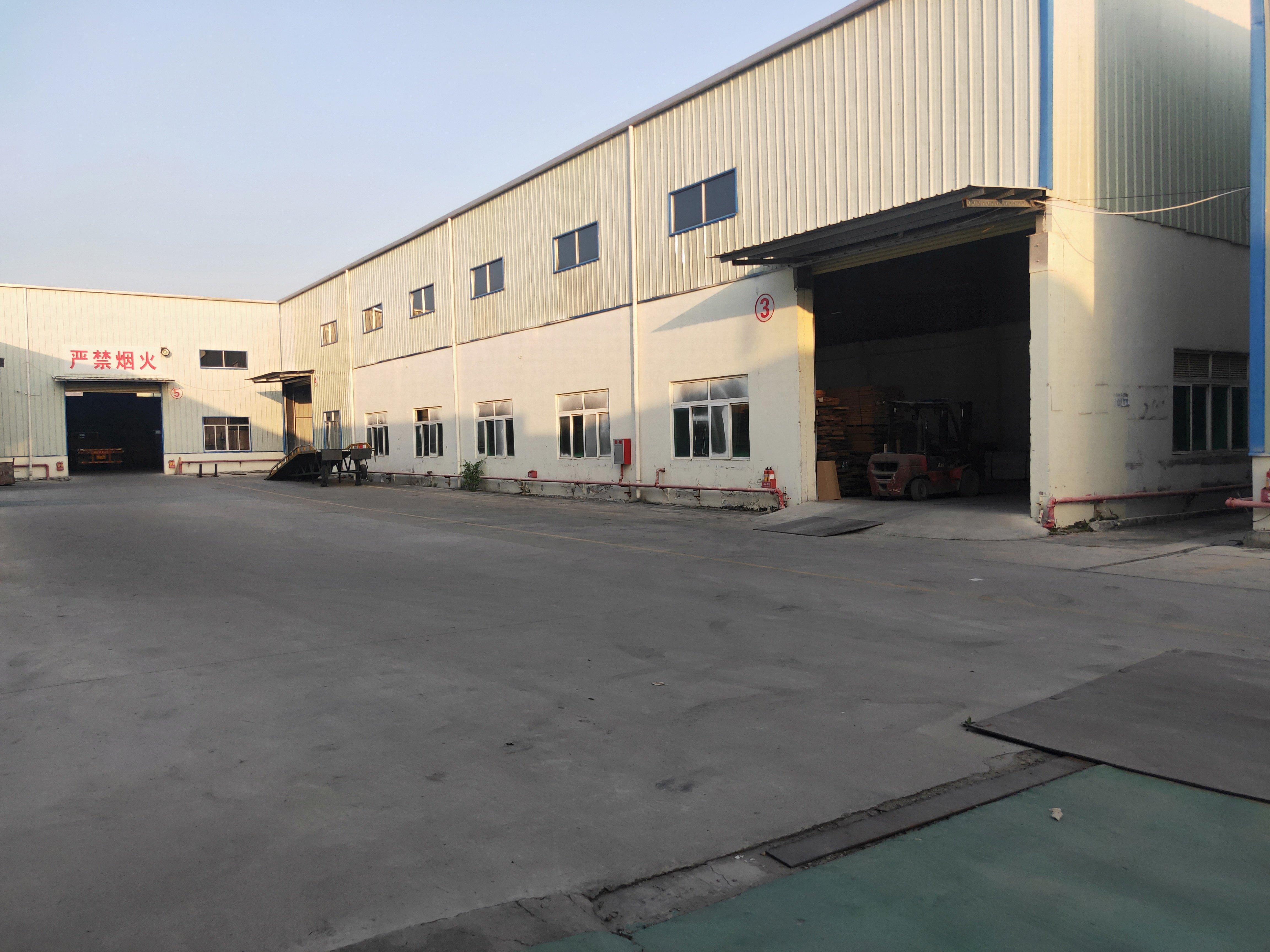 新出钢构厂房,独栋3000平方