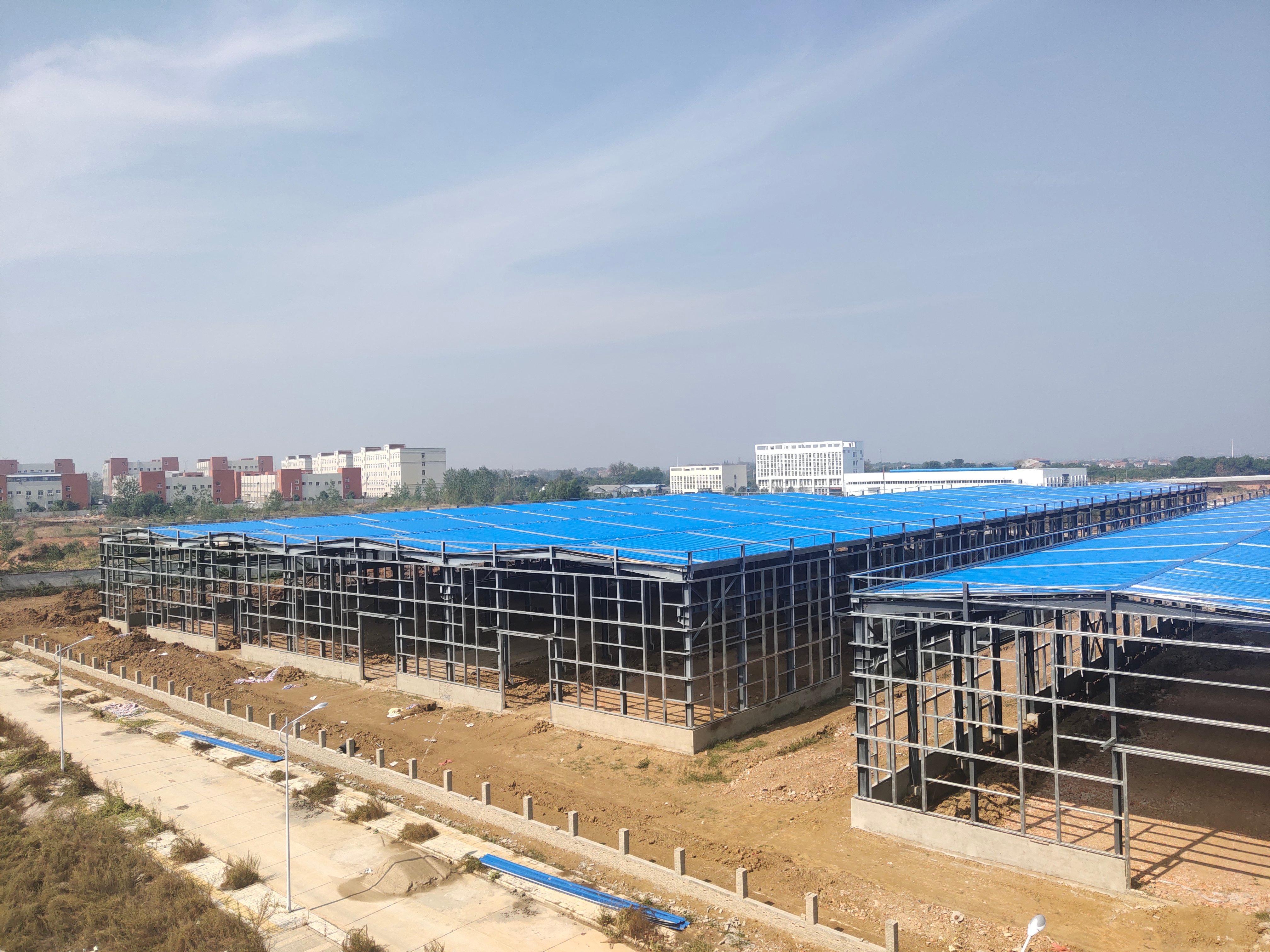 黄陂2万钢构+20亩土地,全新一手出售-图4
