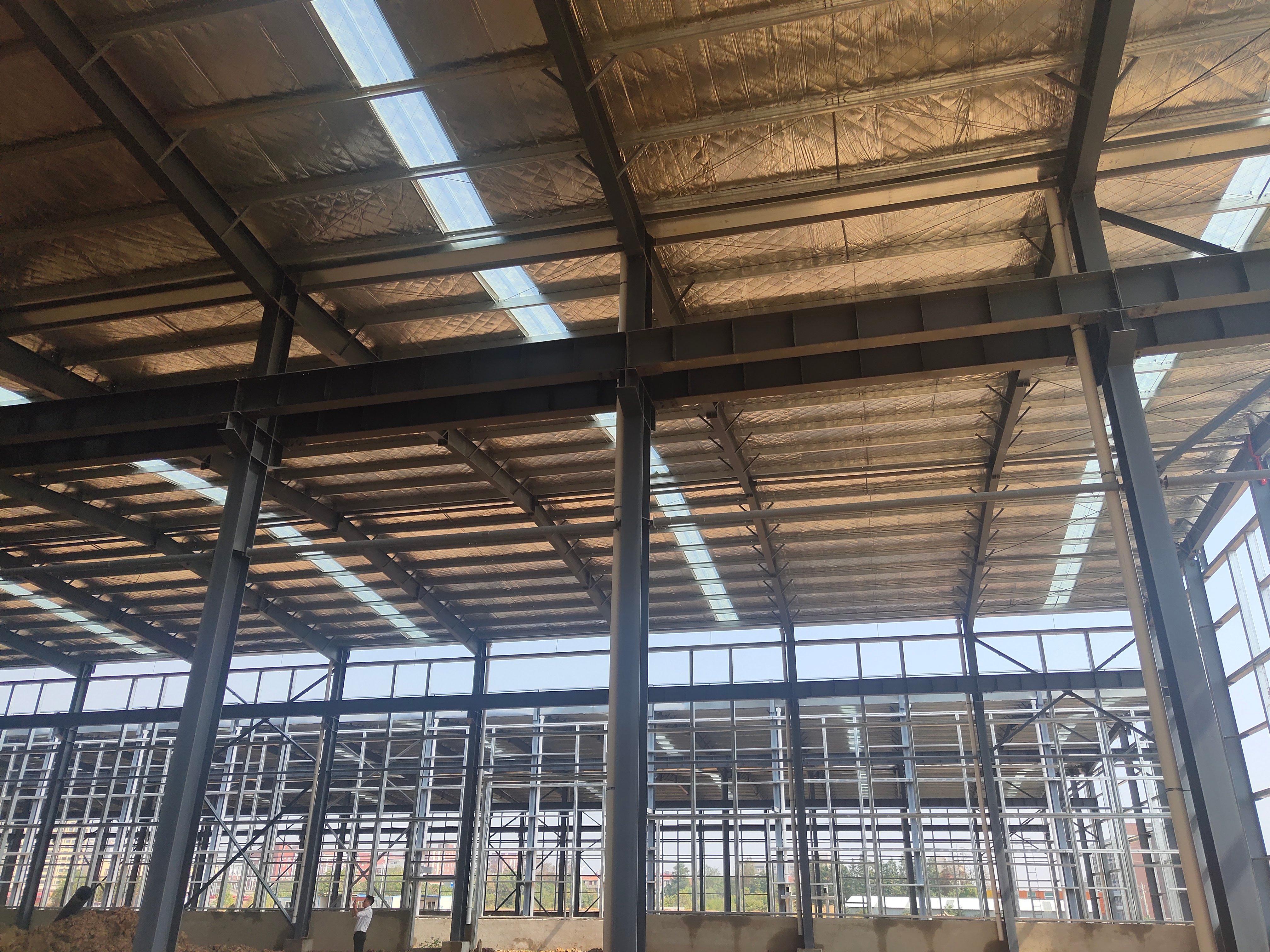 黄陂卖工业用地20亩,园区钢构5000平出售-图5