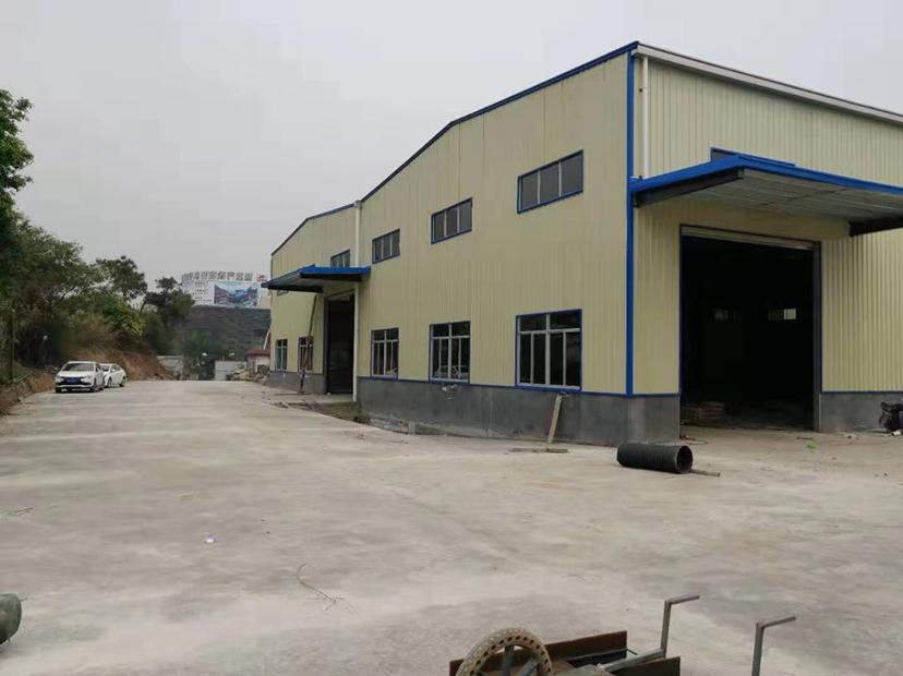 广州增城独门独院仓库厂房4200平出租带宿舍、带办公室