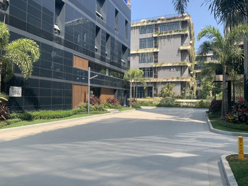 惠州潼湖科技园全新花园式厂房800平方起出售形象好