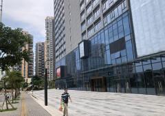 坪山中心区甲级写字楼出租有装修可申请补贴