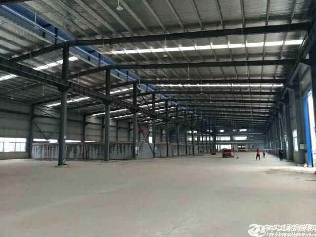 江夏大桥新区火车头钢构厂房,稀缺资源,可按揭