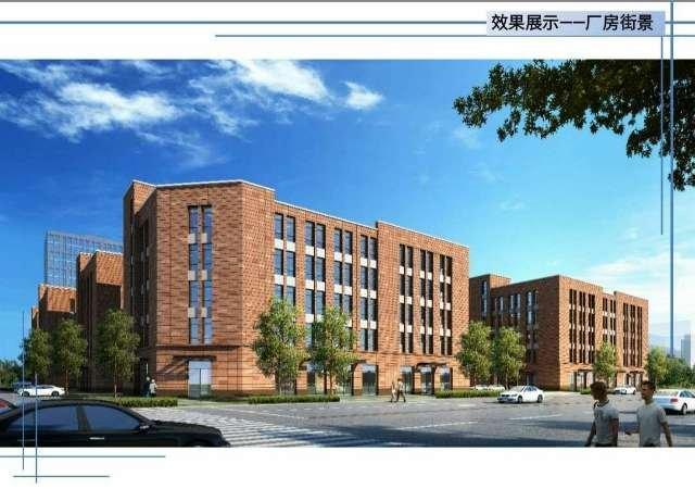 黄陂武湖环线边工业厂房,交通方便,物流方便-图3