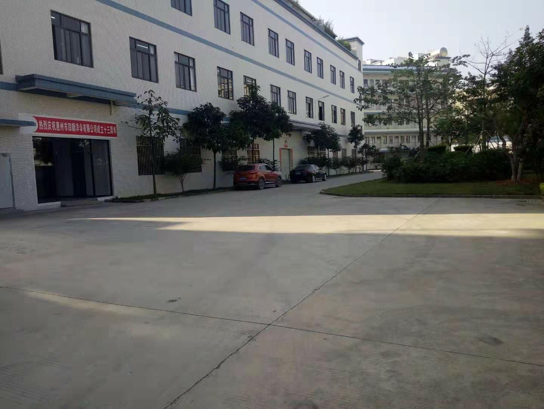 惠阳区新圩镇原房东现成装修楼上厂房1500平带红本价格便宜-图4